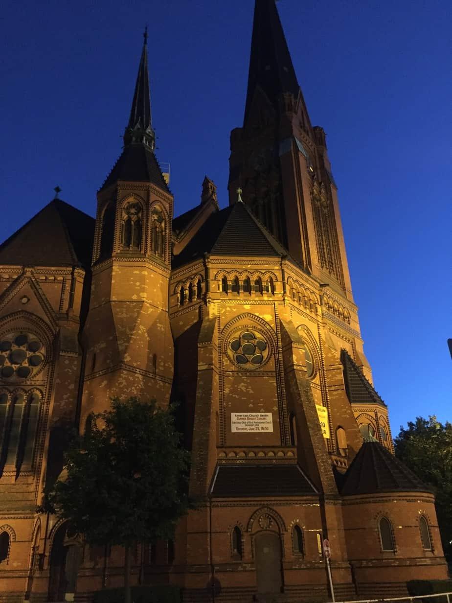 American Church Berlin